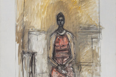 The Musée national des beaux-arts du Québec Presents the Work of Giacometti