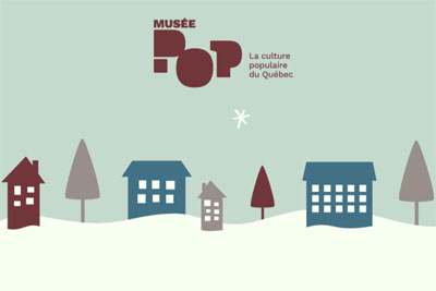 Virtual activities from the Musée POP