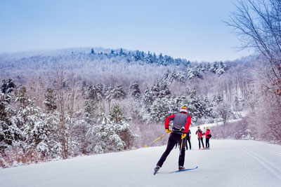 The Best of Cross-country Skiing at Gatineau Park