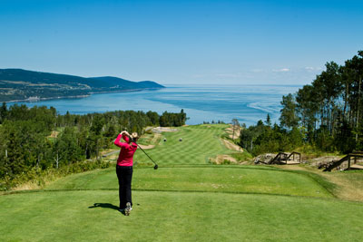 Golfers Fall Under the Spell of Fairmont Le Manoir Richelieu