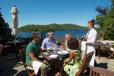 Sink Your Teeth into the Laurentians!