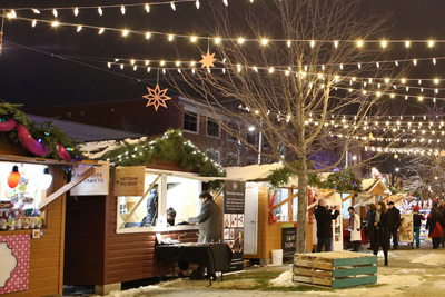 Christmas markets: a staple in Quebec