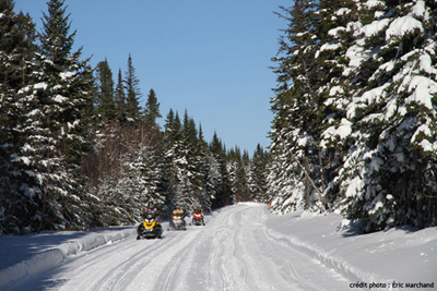 ZECs are the snowmobile destinations you've been waiting for