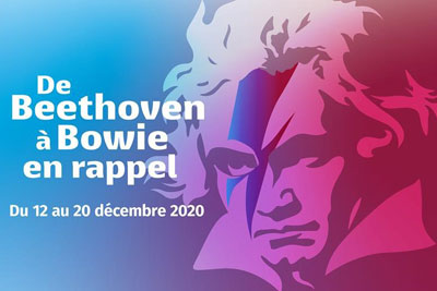 From Beethoven to Bowie presented by Festival Classica