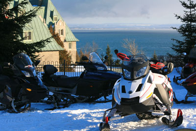 Luxury, Snow and Outdoor Sports at Fairmont Le Manoir Richelieu