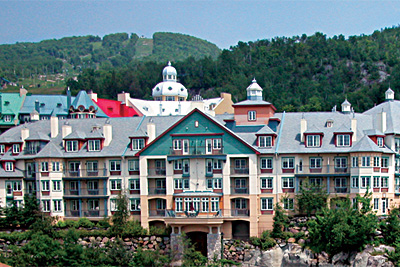 Mont-Tremblant, One of a Kind!