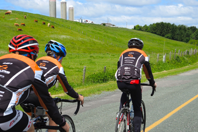 Nicolet-Yamaska: Perfect for a Cyclist's Getaway