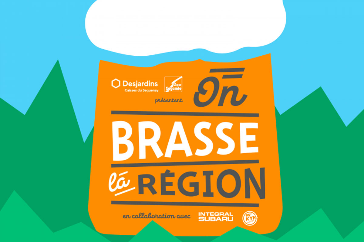 On brasse la région: a beer microfestival in Chicoutimi