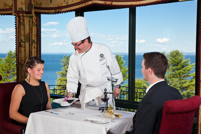 F-scape to la Malbaie for a Foodie Getaway