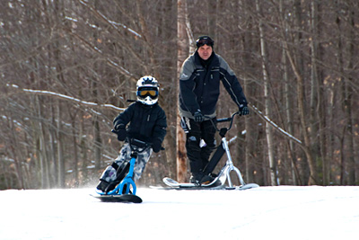 Spend Some Family Time in the Eastern Townships