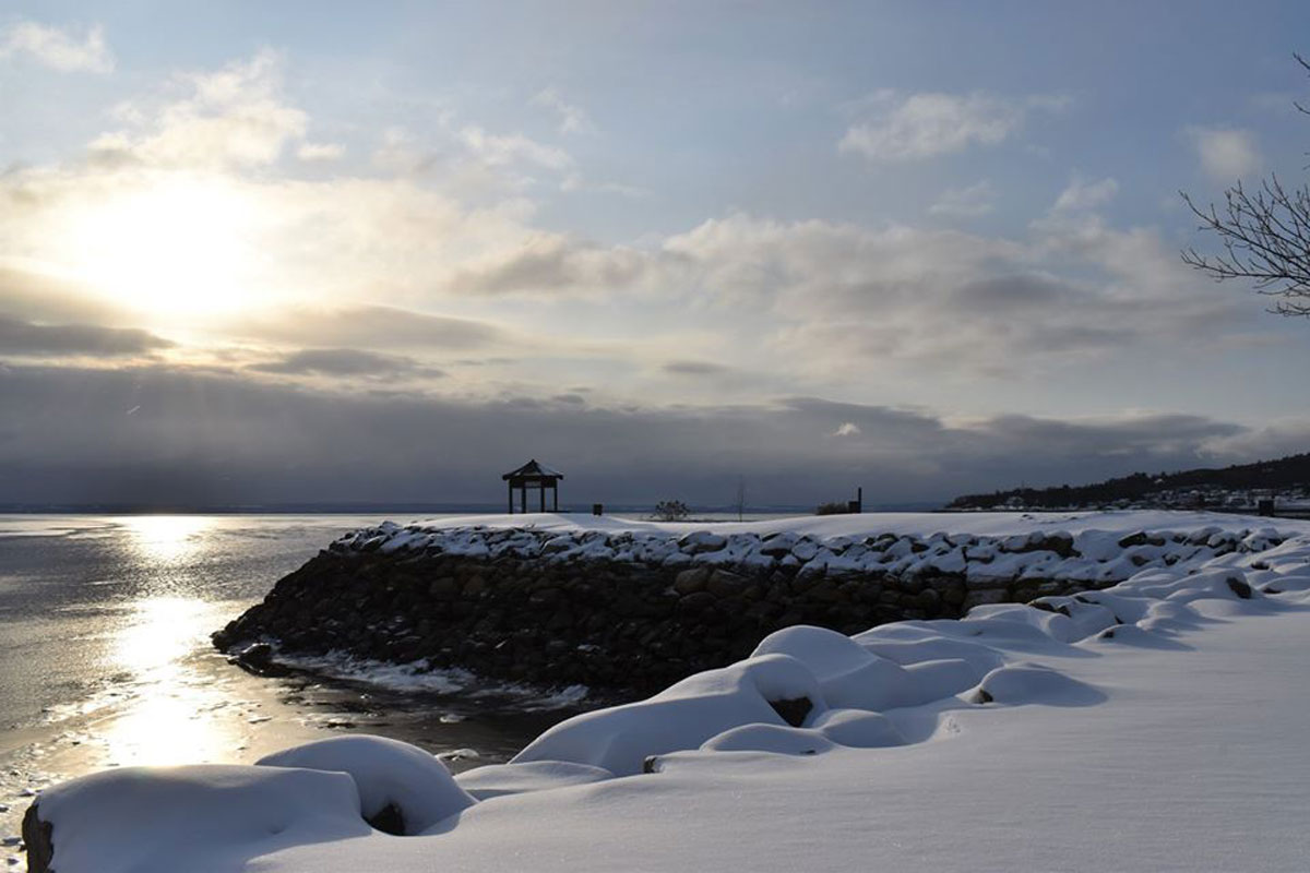 Get a taste for winter in Charlevoix
