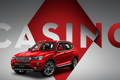 Win a BMW at Quebec's Participating Casinos!