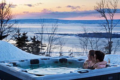 Indulge in Relaxation the Charlevoix Way
