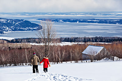 Skiing and Snowmobiling in Charlevoix: Guaranteed Fun