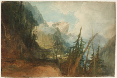 Discover the amazing works of Turner at the Musée national des beaux-arts du Québec!