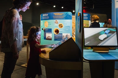 An inspiring summer at the J. Armand Bombardier Museum of Ingenuity