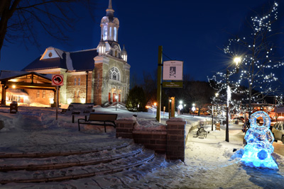 Activities Abound all Winter in Saint-Sauveur