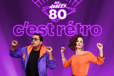Move to the beat of the '50s and relive the best of the '80s