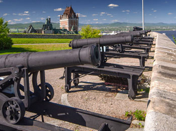 the Citadelle de Québec and Royal 22e Régiment Museum