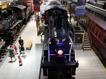 Exporail, the Canadian Railway Museum