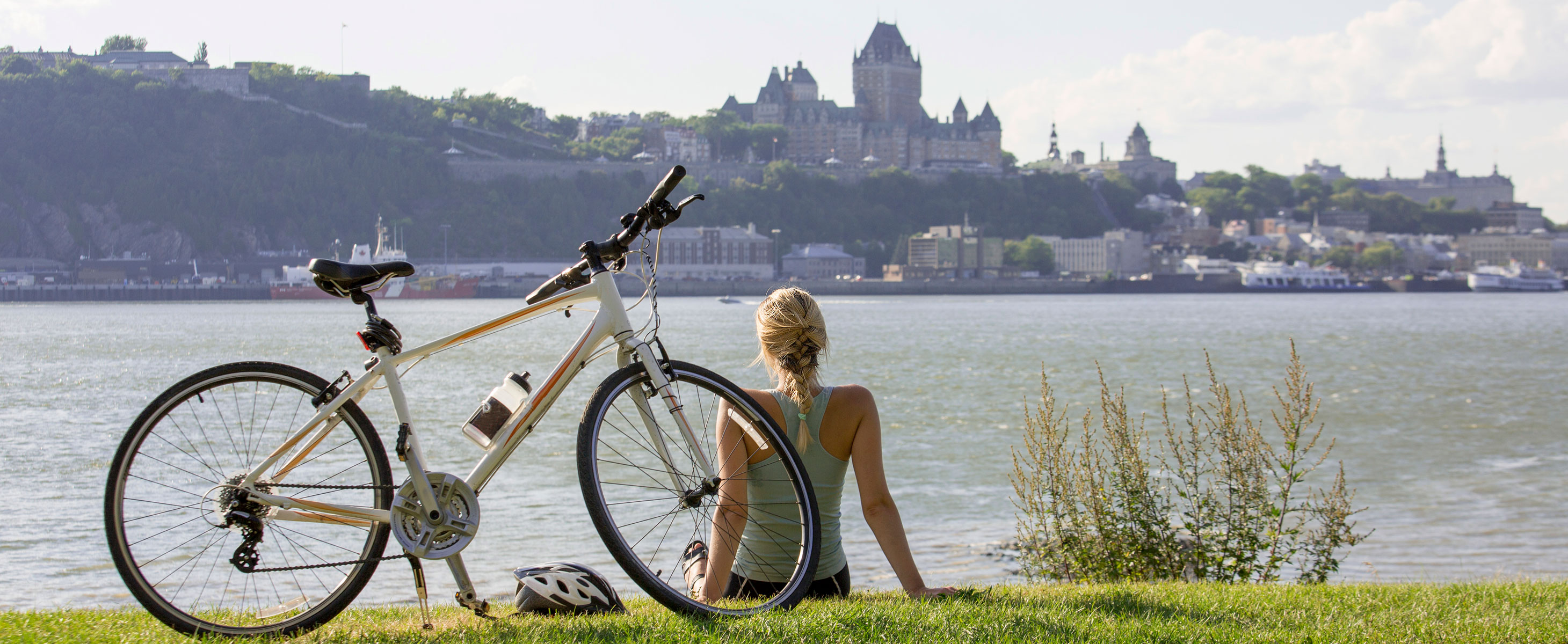 Cycle toward Quebec's best biking destinations