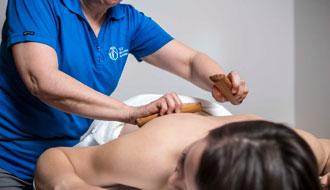 Try the Kobido massage at the Bolton Spa