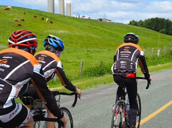 Discover Nicolet-Yamaska on a bike trip!