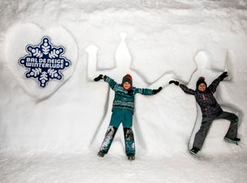The Snowflake Kingdom is THE family fun destination this winter