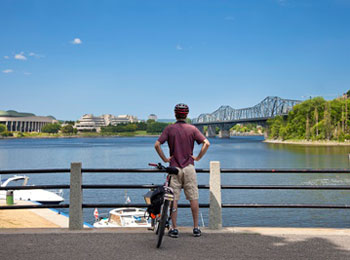 Happiness on Two Wheels in Outaouais