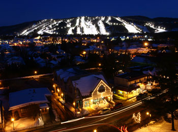 The Saint-Sauveur Valley is known for its exceptional snow conditions
