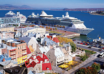 Discover the capital s old world charm - Restaurant vieux port de quebec ...