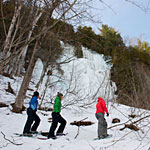 5 Ideas to Get Some Exercise in Mauricie this Winter!