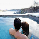 In Bromont, Romance and Fresh Air Go Hand in Hand!