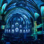 AURA, a luminous experience at the Montreal Notre-Dame Basilica