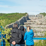 Generating stations, dams and interpretation centres: This summer, Hydro-Québec invites you to make electrifying discoveries! It's safe and it's free!