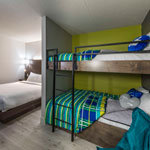 Comfort and Lots of Room at Hotel & Suites Normandin Québec