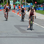 Run, Swim and Pedal in Victoriaville