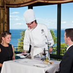 A Foodie's Getaway Courtesy of a Cook from the Manoir Richelieu