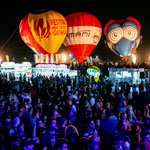 The Gatineau Hot Air Balloon Festival promises lots of surprises!