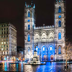 The Notre-Dame Basilica of Montréal, a Stunning City Jewel!