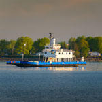 The Sorel-Tracy–Saint-Ignace-de-Loyola Ferry: Let the Water Guide You