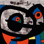 Catch the exhibition <em>Miró in Mallorca. A Free Spirit</em> at the Musée national des beaux-arts du Québec