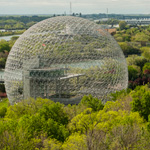 Surprising Exhibits at the Biosphere Environment Museum