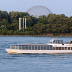Take a Cruise on the Bateau-Mouche in the Old Port of Montréal