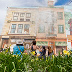 Dive into the heart of Sherbrooke's history with MURALIS – the Great Mural Experience.