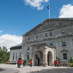Learn about past and present history at Rideau Hall