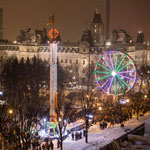 Celebrate New Year's Eve in Québec City!