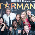 Québec Issime chante Starmania takes hold of Sherbrooke!
