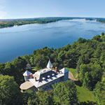 Take a road trip along the water in the Outaouais