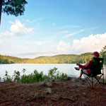Savour the present moment with a camping trip to Gatineau Park